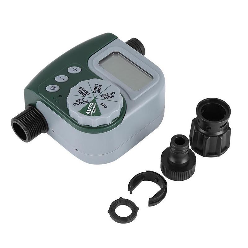 Garden Battery Single Outlet Electronic Digital Programmable