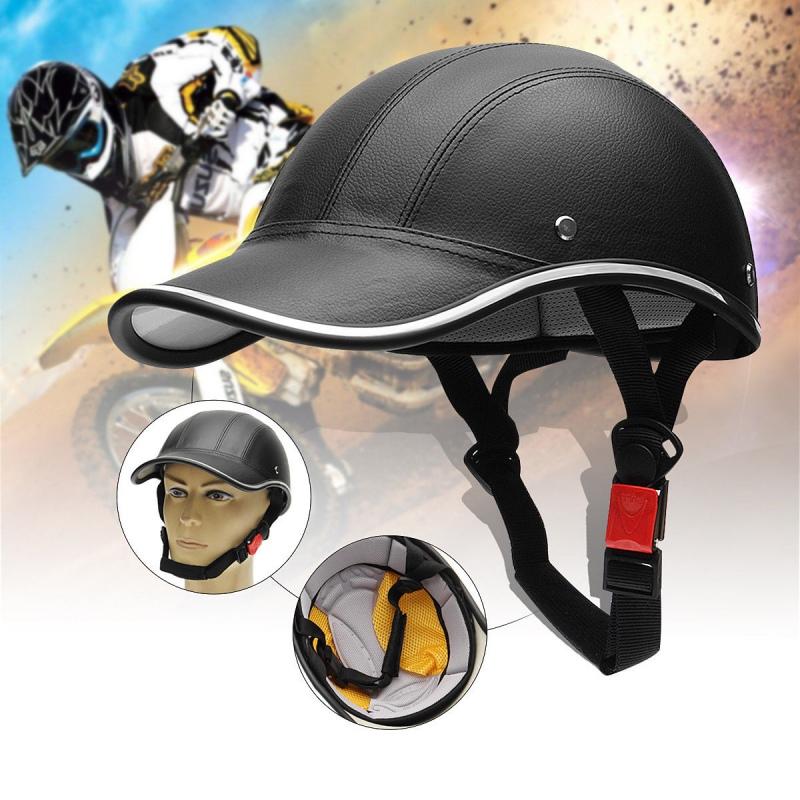 Adjustable-Windproof-Warm-Safety-Motorcycle-Electric-Bike-Helmet-Leather-Helmets