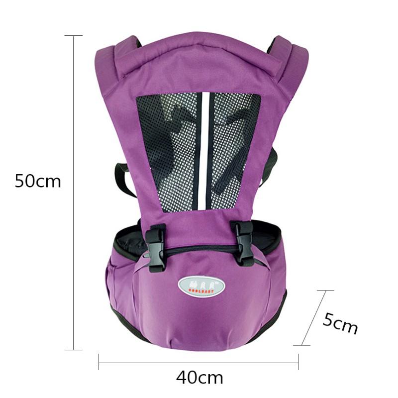 Newborn-Kids-Baby-Carrier-Toddler-Waist-Hip-Seat-Wrap-Belt-Sling-Backpack-Sling thumbnail 18