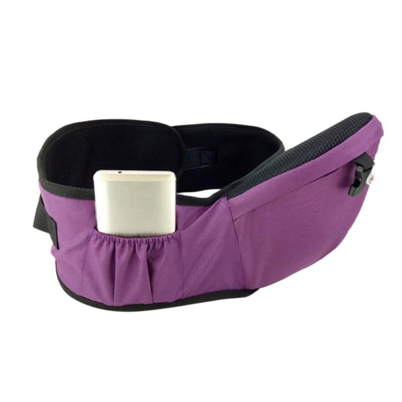Newborn-Kids-Baby-Carrier-Toddler-Waist-Hip-Seat-Wrap-Belt-Sling-Backpack-Sling thumbnail 21