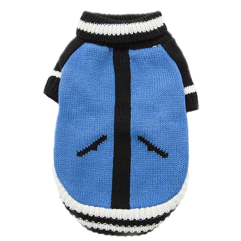 Pet-Coat-Dog-Jacket-Knitted-Winter-Clothes-Puppy-Sweater-Coat-Clothing-Apparel thumbnail 25