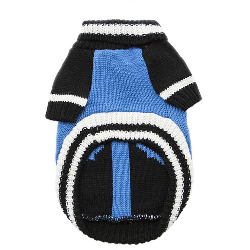 Pet-Coat-Dog-Jacket-Knitted-Winter-Clothes-Puppy-Sweater-Coat-Clothing-Apparel thumbnail 26