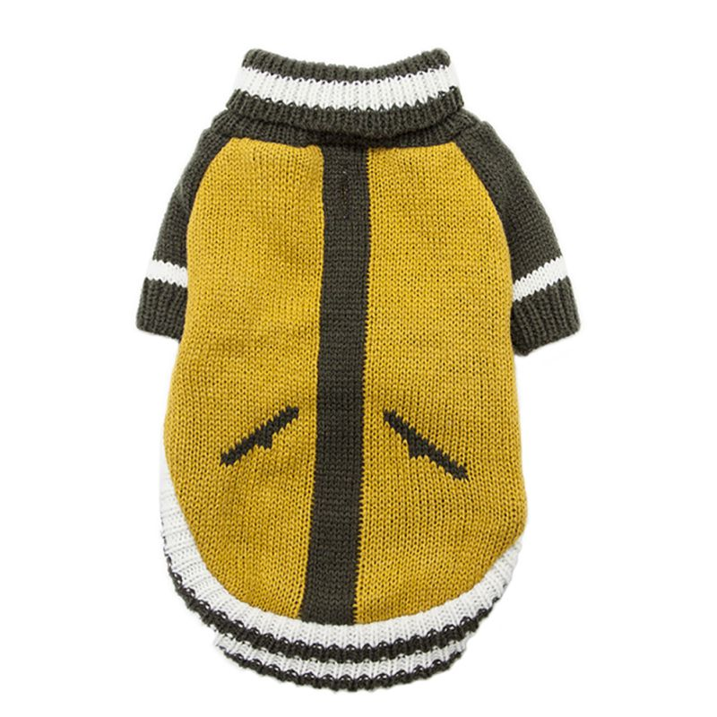 Pet-Coat-Dog-Jacket-Knitted-Winter-Clothes-Puppy-Sweater-Coat-Clothing-Apparel thumbnail 28
