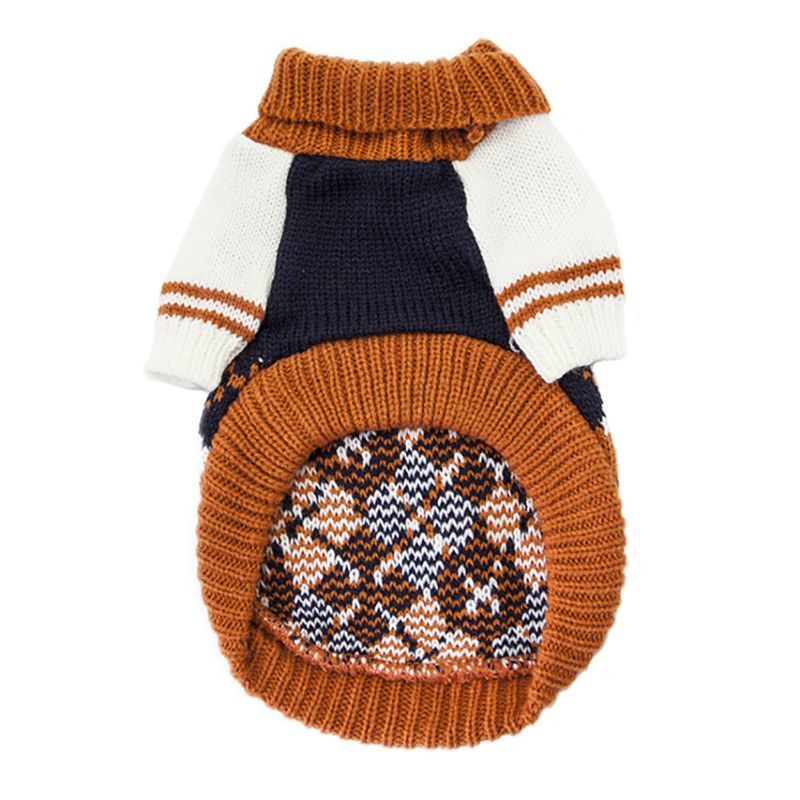 Pet-Coat-Dog-Jacket-Knitted-Winter-Clothes-Puppy-Sweater-Coat-Clothing-Apparel thumbnail 42