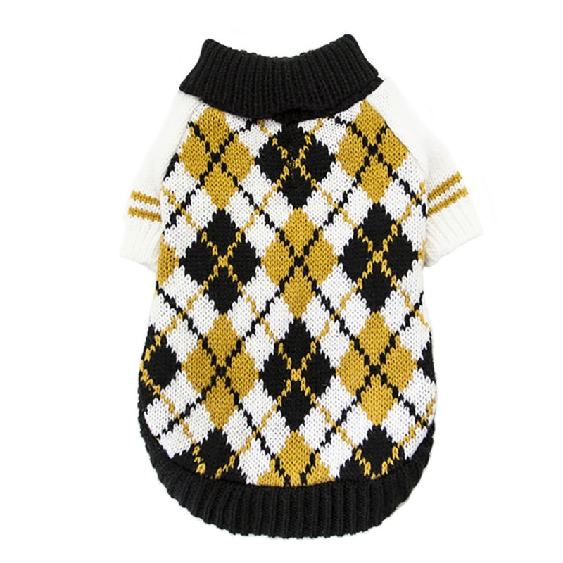 Pet-Coat-Dog-Jacket-Knitted-Winter-Clothes-Puppy-Sweater-Coat-Clothing-Apparel thumbnail 44