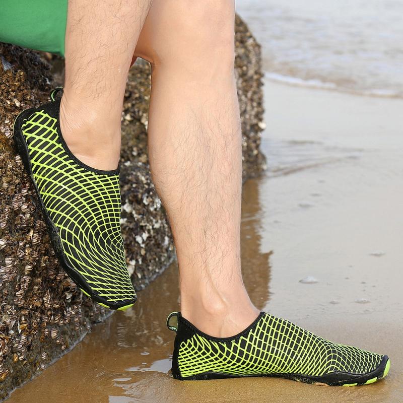 Men-Women-Swimming-Water-Shoes-Beach-Bare-Foot-Slip-On-Socks-Beach-Wear-Wetsuit thumbnail 21