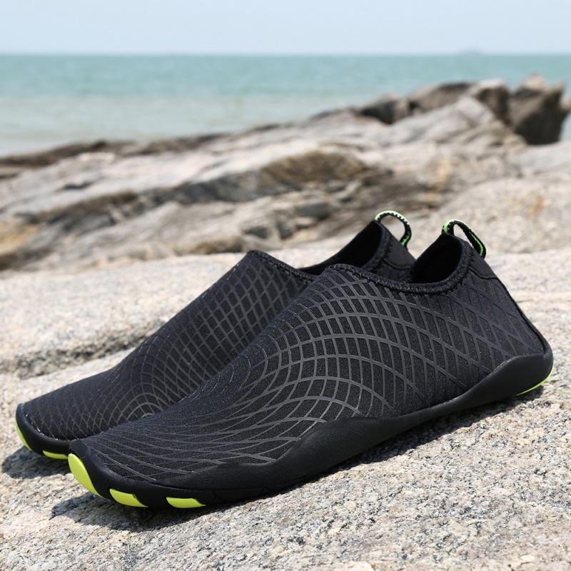 Men-Women-Swimming-Water-Shoes-Beach-Bare-Foot-Slip-On-Socks-Beach-Wear-Wetsuit thumbnail 15