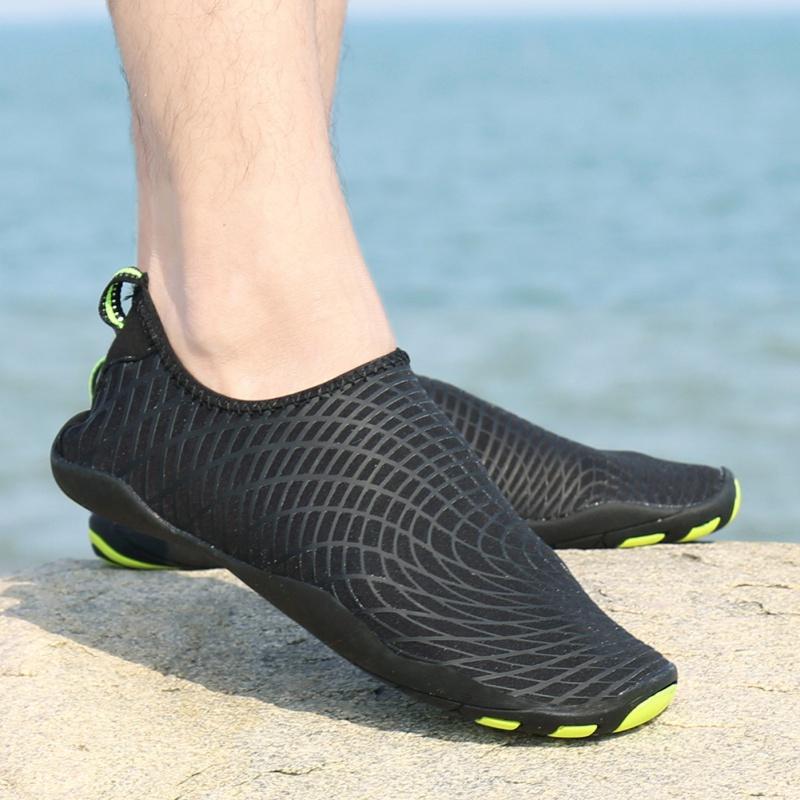 Men-Women-Swimming-Water-Shoes-Beach-Bare-Foot-Slip-On-Socks-Beach-Wear-Wetsuit thumbnail 16