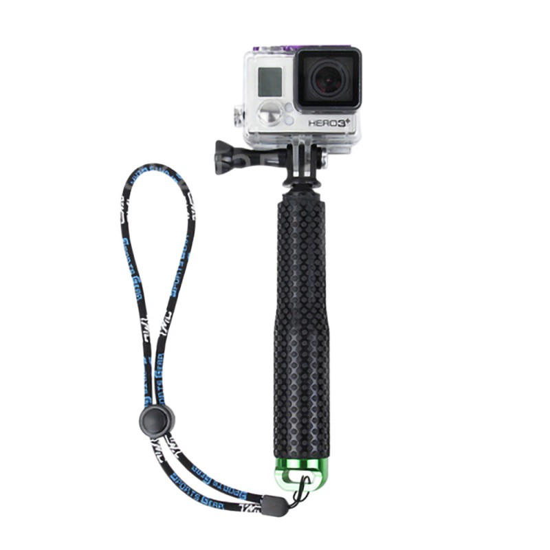 Adjustable Waterproof Selfie Stick Handheld Monopod for Gopr