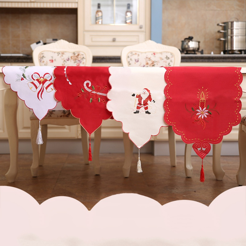 """Table Runner Tablecloths Festive Dining Decorations Cloth Cover 30x275cm//12x108/"""""""