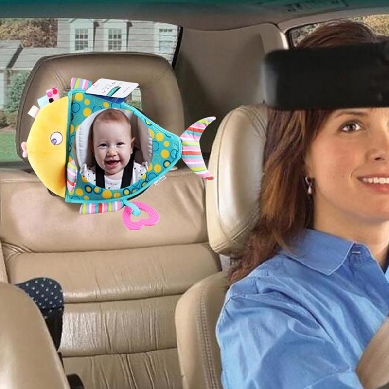US-Newborn-Baby-Kids-Mirror-Back-Car-Seat-Cover-for-Child-Rear-Ward-Safety-View thumbnail 10