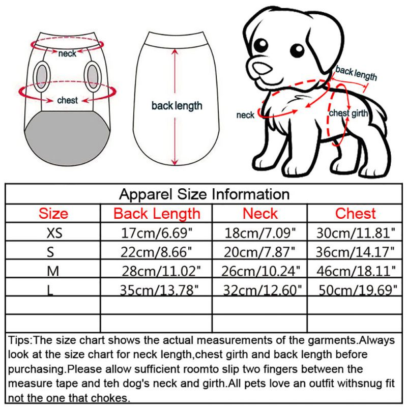 Pet-Coat-Dog-Jacket-Knitted-Winter-Clothes-Puppy-Sweater-Coat-Clothing-Apparel thumbnail 18