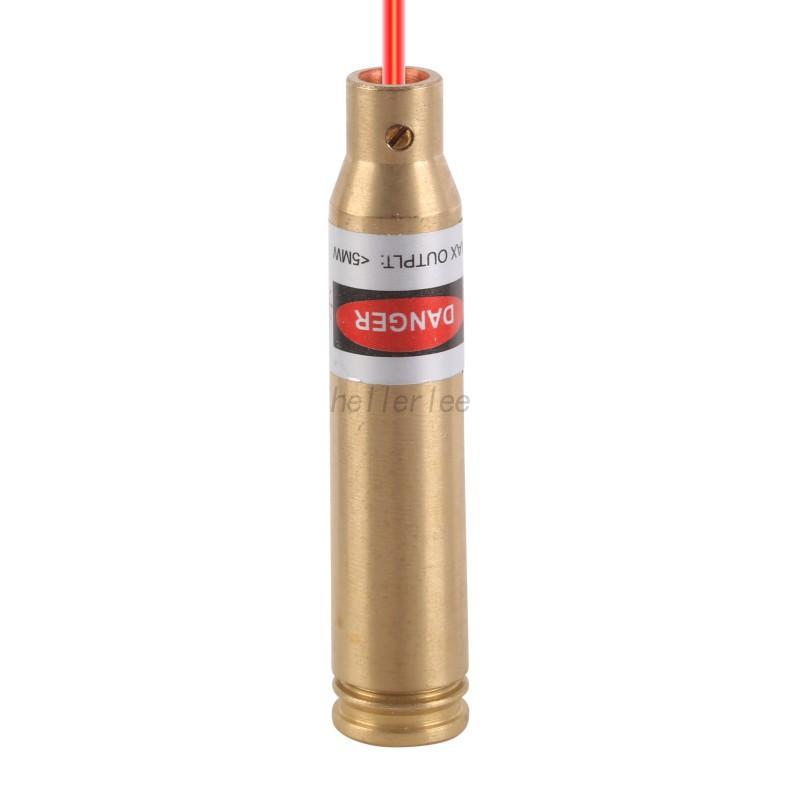 Sports Laser Red Dot Cartridge Bore Sighter Boresight For Hunting Scopes 8 Types