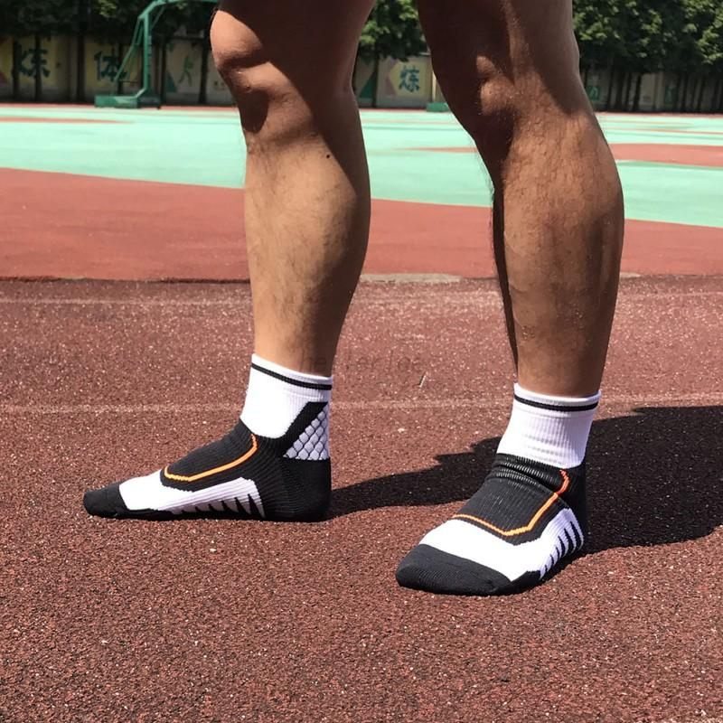 Womens-Mens-Ankle-Socks-Low-Cut-Sports-Running-Cycling-Crew-Cotton-Casual-Socks thumbnail 14
