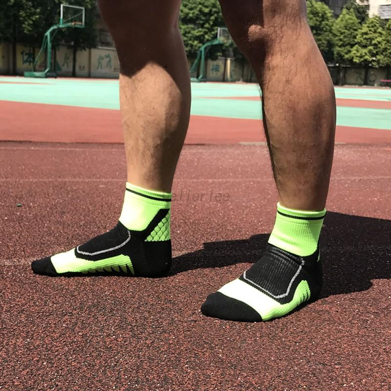 Womens-Mens-Ankle-Socks-Low-Cut-Sports-Running-Cycling-Crew-Cotton-Casual-Socks thumbnail 20