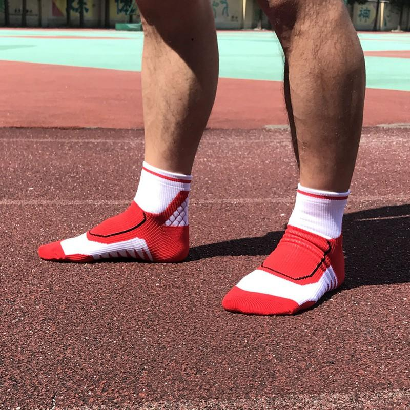 Womens-Mens-Ankle-Socks-Low-Cut-Sports-Running-Cycling-Crew-Cotton-Casual-Socks thumbnail 16